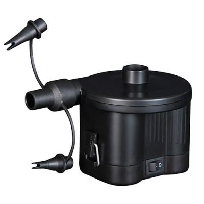 Насос электрический на батарейках для накачивания надувных бассейна, матраса, лодки Bestway (62038)