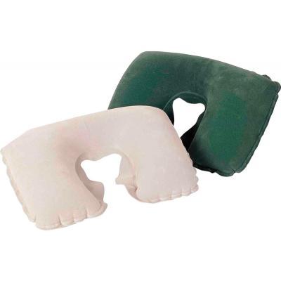 Подушка (подголовник) велюровая для отдыха (сна) и плаванья ПВХ Bestway (67006)