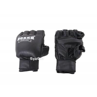 Перчатки кожаные Тхэквондо Boxer L (bx-0066)
