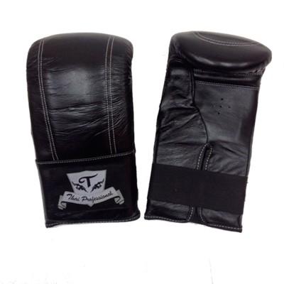 Перчатки снарядные Кожа Thai Professional BG6