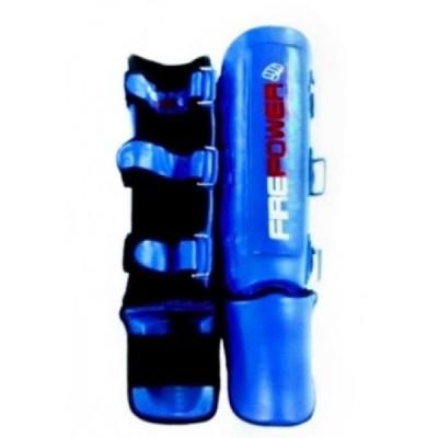 Защита ног голени и стопы Кожа FirePower FPSG5 Max Pro-L