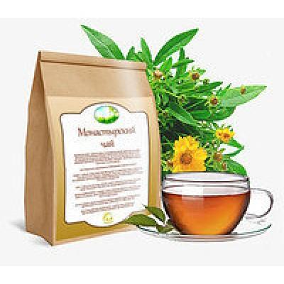 Чай Монастырский травяной антиникотинный