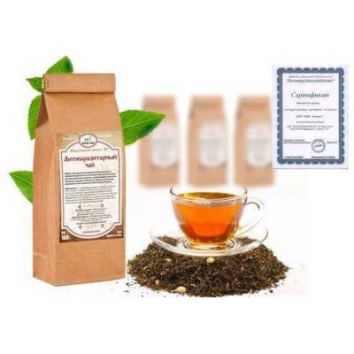 Чай Монастырский травяной для улучшения и востановления зрения