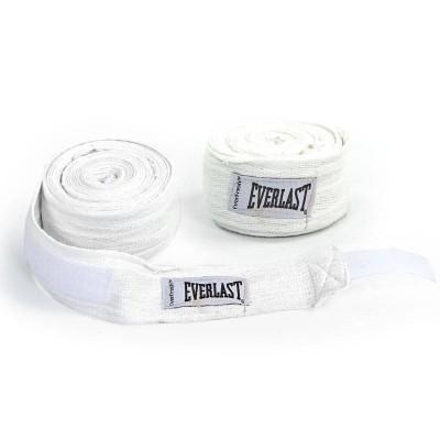 Бинты для бокса (боксерские) эластичные хлопок 3м Everlast (4456R-108)