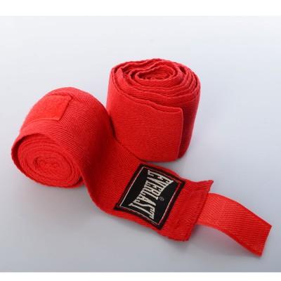 Бинты боксерские для запястья 2шт 200х4см Everlast (MS 1637)