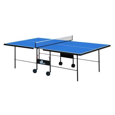 Стол теннисный для помещений 274х152см GSI-sport (Gk-3)
