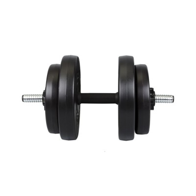 Гантеля композитная Hop-Sport 15 кг