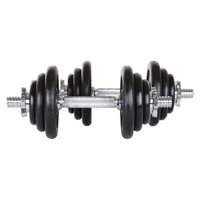 Гантели чугунные Hop-Sport 2х10 кг