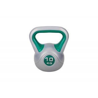 Гиря Hop-Sport винил 10 кг