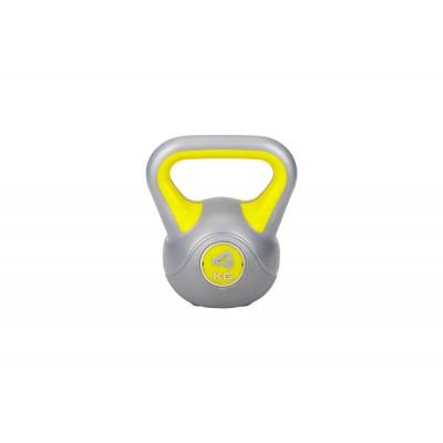 Гиря Hop-Sport винил 4 кг