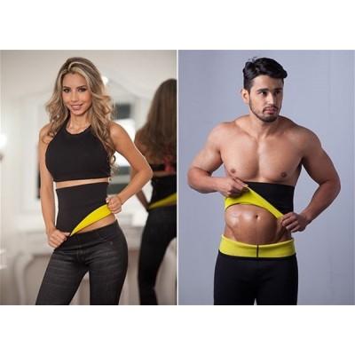 Пояс для похудения, фитнеса и тренировок с жиросжигающим эффектом Hot Shapers (MS 2022)