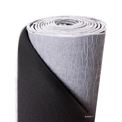 Тепло-шумоизоляция из вспененного полиэтилена (ППЭ НХ) 4мм с липким слоем