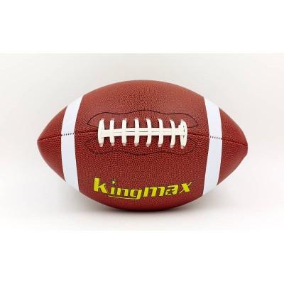 Мяч для американского футбола KINGMAX FB-5496-9