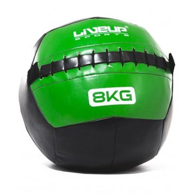 Мяч для кроссфита LiveUp WALL BALL 8 кг