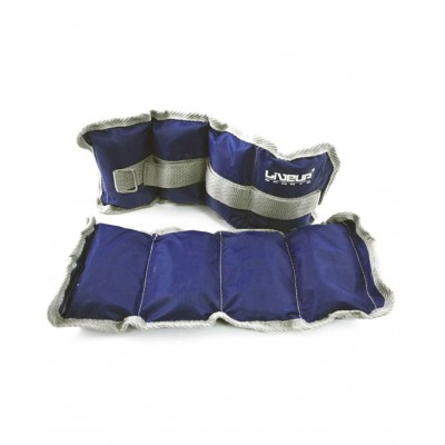 Утяжелитель LiveUp WRIST/ANKLE WEIGHT LS3011,1 кг