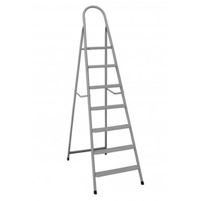 Лестница-стремянка Mastertool ИТАЛИЯ 79-1040, 10 ступеней с растяжками