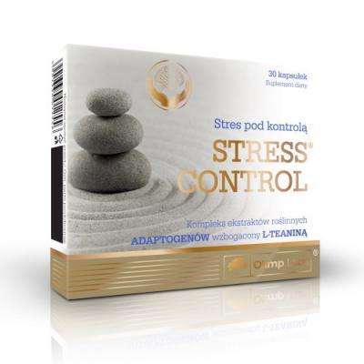 Пищевая добавка Stress Control капсулы 30шт Olimp (01617-01)