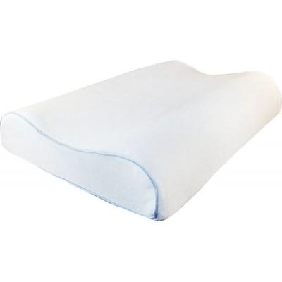 Подушка ортопедическая с эффектом памяти универсальная OLVI (J2525)