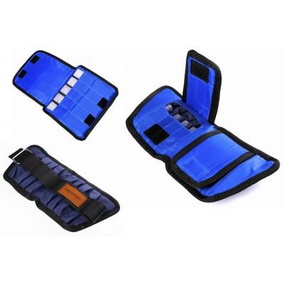 Утяжелители для ног регулируемые Onhillsport 1 кг (UT-1101)