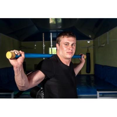 Гимнастическая палка (Бодибар) Body Bar Onhillsport 8 кг (FIT-2208)