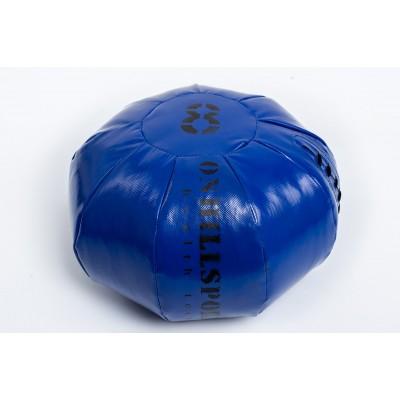Медбол (медицинский мяч) для кроссфита 9 кг Onhillsport (MB-0007)