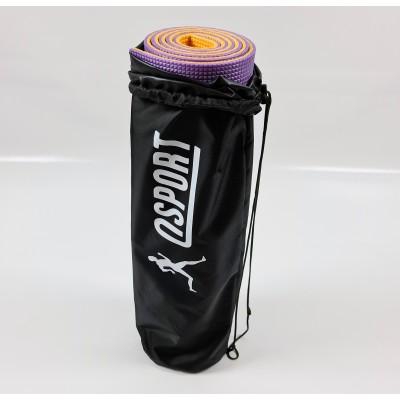 Чехол для коврика (каремата, йога мата) для йоги, фитнеса и туризма OSPORT Medium 16 см (FI-0030-2)