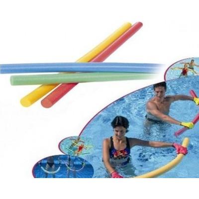 Аквапалка (нудлс) для плавания и аквааэробики OSPORT AQUA Ф50 (FI-0022)