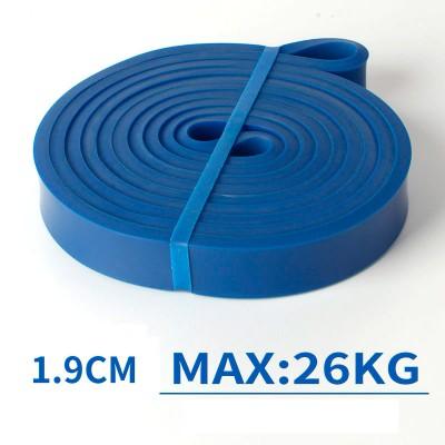 Резинка для подтягиваний, турника, фитнеса (эспандер резиновый спортивный) 2080x19 мм OSPORT (MS 1876)