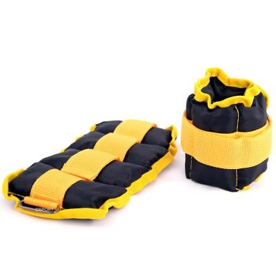 Утяжелители для ног и рук (манжеты для фитнеса и бега) OSPORT Lite 2шт по 0.75кг (FI-0001-0.75)
