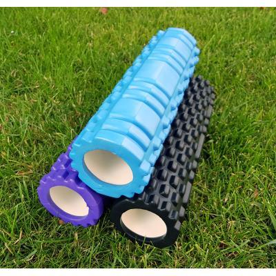 Валик (ролик, роллер) массажный для йоги, фитнеса (спины и ног) OSPORT (MS 1836)