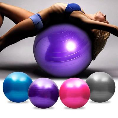 Фитбол (Мяч для фитнеса, гимнастический) глянец OSPORT 65 см (OF-0018)
