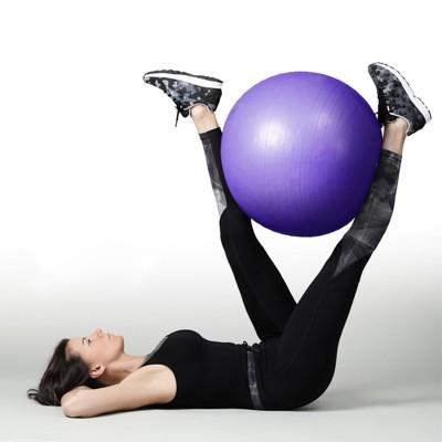 Фитбол (Мяч для фитнеса, гимнастический) глянец OSPORT 75 см (OF-0019)