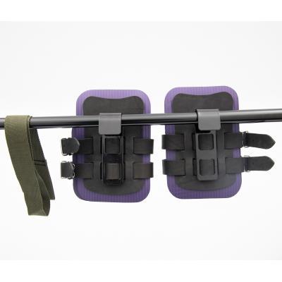 Гравитационные ботинки (инверсионные крюки для турника) тренажер для спины и пресса OSPORT Lite Plus (OF-0011)
