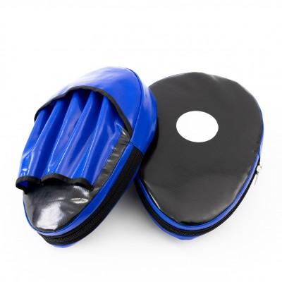 Лапы боксерские (для бокса) гнутые FitUp Lite (F-00007)