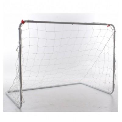 Футбольные ворота (разборные металлические детские) для игровых площадок, переносные 2шт Profi (MR 0178)