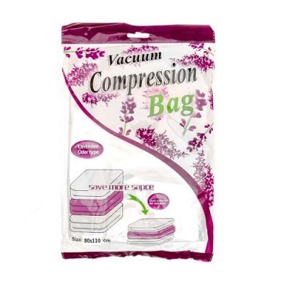 Вакуумный пакет (чехол) для хранения вещей (одежды) ароматизированный 110*80см см Stenson (R26097)