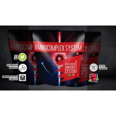 Аминокомплекс пищевая добавка порошок 500г Power Pro (06788-01)