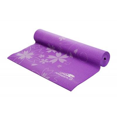 Коврик для йоги PowerPlay 4011 0.4см