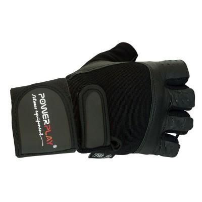 Перчатки для фитнеса PowerPlay 1073 мужские