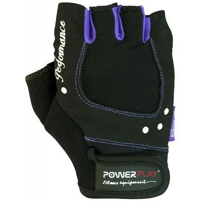 Перчатки для фитнеса PowerPlay 1751 женские
