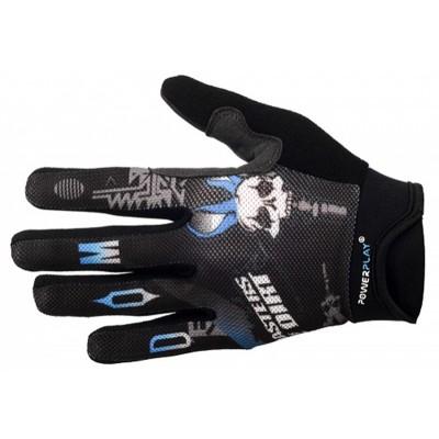 Велосипедные перчатки PowerPlay 6598