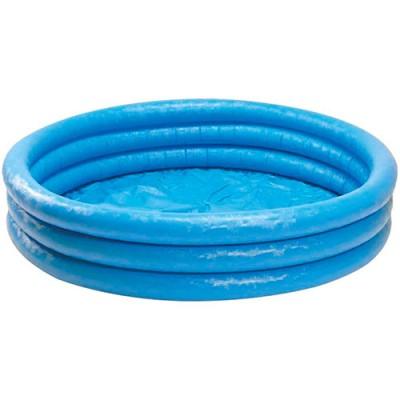 Детский круглый надувной бассейн Profi (58426)