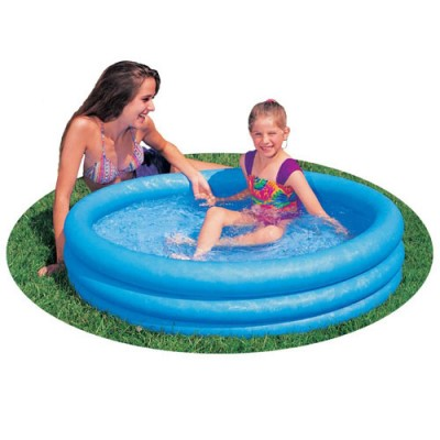 Детский круглый надувной бассейн Profi (59416)