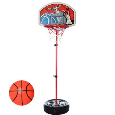 Детское баскетбольное кольцо на стойке 35x120 см Kings Sport (M 2927)