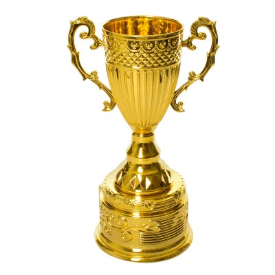 Кубок Чемпионов наградный пластмассовый золото Profi (MS 2081)