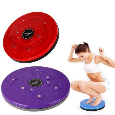 Тренажер диск балансировочный 2 в 1 Profi 24 см (MS 0698)