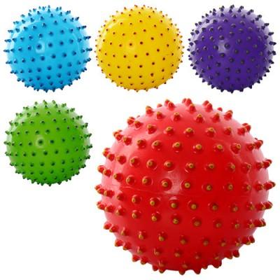Мяч массажный (массажер) для ног и рук ПВХ 12.5см OSPORT (MS 0025)