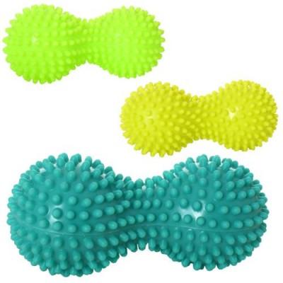 Массажный мяч для йоги и фитнеса (массажер для мышц спины и ног) OSPORT (MS 2367)