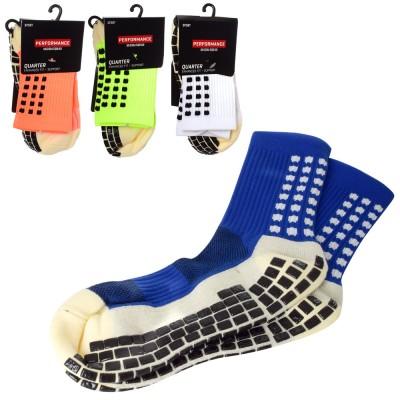 Носки для йоги (фитнеса) и спорта безразмерные Profi (MS 2872-8)