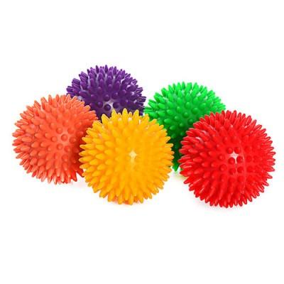 Мяч массажный (массажер) для ног и рук Profi 7,5 см (MS 0943)